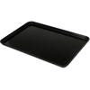 "Glasteel Tray Market 17.9"" x 25.6"" (6ea) - Ebony"
