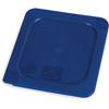 Carlisle Smart Lids Lid - Food Pan 1/6 Size - Dark Blue CFS 3058260CS