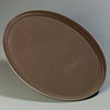Food Service Trays Griptite Trays: Carlisle - Griptite™ Oval Tray