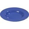 Carlisle Sierrus Melamine Chef Salad Pasta Bowl 20 oz - Ocean Blue CFS3303014CS