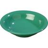Carlisle Sierrus Melamine Rimmed Bowl 16 oz - Meadow Green CFS 3303209CS