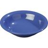 Carlisle Sierrus Melamine Rimmed Bowl 16 oz - Ocean Blue CFS3303214CS