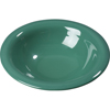 Carlisle Sierrus Melamine Rimmed Bowl 12 oz - Meadow Green CFS 3303609CS