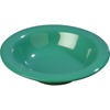 Carlisle Sierrus Melamine Rimmed Bowl 9 oz - Meadow Green CFS 3304009CS