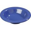 Carlisle Sierrus Melamine Rimmed Bowl 9 oz - Ocean Blue CFS 3304014CS