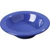 Carlisle Sierrus Melamine Rimmed Fruit Bowl 4.5 oz - Ocean Blue CFS 3304214CS