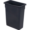 Carlisle TrimLine Container 15 Gallon - Grey CFS 34201523CS