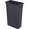 trash receptacle: Carlisle - Trimline Trash Can