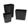 waste basket: Carlisle - Fire Resistant Wastebaskets - 13 Qt