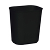 waste basket: Carlisle - Fire Resistant Wastebaskets - 28 Quarts