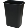 waste basket: Carlisle - Wastebasket 28 Qt - Black