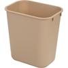 waste basket: Carlisle - Wastebasket 28 Qt - Beige