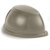 Carlisle Centurian™ Half Round Lid - Beige CFS34302206CS