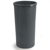 Carlisle Centurian™ Tall Round Container 22 Gallon - Gray CFS 34312223CS