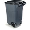 Carlisle 50 Gal Rolling Container CFS 34505023CS