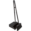 "Carlisle Duo-Pan Lobby Pan  Duo-Sweep Broom Combo 36"" - Black CFS 36141503CS"