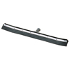 Carlisle Flo-Pac® 30 Curved End Black Rubber Squeegee CFS 36336C00CS