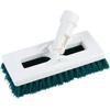 "Carlisle Swivel Scrub® w/Polyester Bristles 8"" - Green CFS 363883109CS"