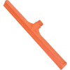 "Squeegees: Carlisle - 20"" Solid Rubber Squeegee - Orange"