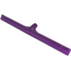 "cleaning chemicals, brushes, hand wipers, sponges, squeegees: Carlisle - 24"" Solid, One-Piece Rubber Floor Squeegee"