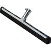 Squeegees: Carlisle - Flo-Pac® Straight Plated/Black Double Foam