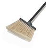 "Ring Panel Link Filters Economy: Carlisle - Duo-Sweep® Medium Duty Angle Broom w/12"" Flare Polypropylene Bristles"