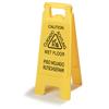 Carlisle Flo-Pac® Economy Wet Floor Signs CFS 3690904CS