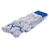 Carlisle Flo-Pac® X-Large Blue Band Mop Head CFS 36943000CS