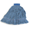 Carlisle Flo-Pac® X-Large Blue Band Mop Head CFS 36946014CS
