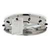 Carlisle 12 Clip Ceiling Hung Order Wheel 14 - Stainless Steel CFS 3812CHCS