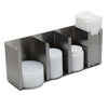 Carlisle 4 Station Counter Dispenser 16 CFS 388804LCS