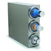 Carlisle 3 Cup Dispenser, Vertical Cabinet Model CFS 38883G