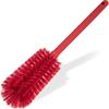 kitchen brush and grill scrub: Carlisle - Sparta®  Spectrum® Handle Chute/Soft Polyester Bristles