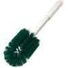 "cleaning chemicals, brushes, hand wipers, sponges, squeegees: Carlisle - Sparta® Spectrum® Valve Brush with 4"" Round Polyester Bristles"