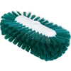 kitchen brush and grill scrub: Carlisle - Sparta® Spectrum® Flare Head Brush with Polyester Bristles