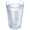 Carlisle Crystalon® Stack-All® SAN Tumbler 9.5 oz - Clear CFS 401007CS