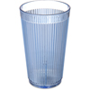 Carlisle Crystalon® Stack-All® SAN Tumbler 12.3 oz - Blue CFS 401254CS