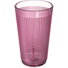 Carlisle Crystalon® Stack-All® SAN Tumbler 12.3 oz - Rose CFS 401255CS