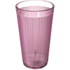 Carlisle Crystalon® Stack-All® SAN Tumbler 16.2 oz - Rose CFS 401655CS