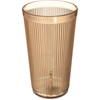 Carlisle Crystalon® Stack-All® SAN Tumbler 20.7 oz - Amber CFS 402013CS