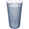 Carlisle Crystalon® Stack-All® SAN Tumbler 20.7 oz - Blue CFS 402054CS