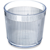 Tumblers 9 oz: Carlisle - Crystalon® Old Fashion SAN Tumbler