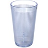 Carlisle Crystalon® RimGlow Tumbler 12 oz - Ocean Blue CFS 403314CS