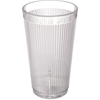Carlisle Crystalon® RimGlow Tumbler 16 oz - Clear CFS 403407CS