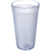 Carlisle Crystalon® RimGlow Tumbler 16 oz - Ocean Blue CFS 403414CS