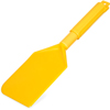 "Carlisle Sparta® Nylon Paddle Scraper w/Plastic Handle 13-1/5"" Long - Yellow CFS 40350C04CS"
