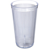 Carlisle Crystalon® RimGlow Tumbler 20 oz - Ocean Blue CFS 403514CS