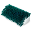 "Carlisle Sparta® Hi-Lo Floor Scrub Brush 10"" - Green CFS 4042309CS"