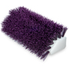 "cleaning chemicals, brushes, hand wipers, sponges, squeegees: Carlisle - 10"" x 4.5"" Hi-Lo PPY Scrub Brush"