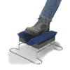 Carlisle Spectrum® Boot N Shoe Brush  - Black CFS 4042403